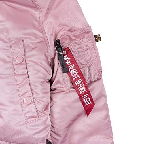 Sage D'hiver Alpha N3b Silver Veste Industries Pink Wmn Vf 59 Y47w06qU