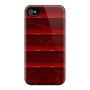 Excellent Design Red Phone Case For iPhone 6 4.7 Premium Tpu Case