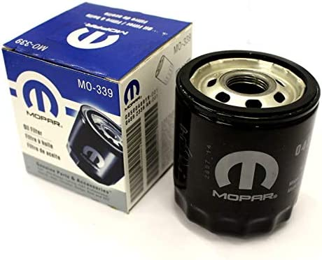 Mopar Ölfilter Ölfilterhöhe 84 58mm Auto