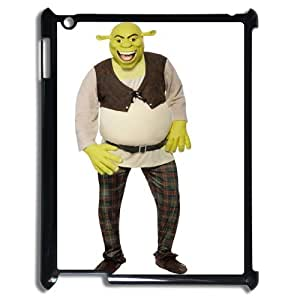 Defender Case With Nice Appearance donkey Shrek Cartoons for Ipad 2 3 4 Case Cover AML235884