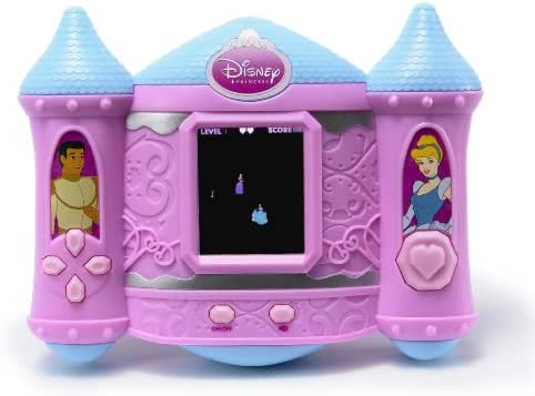 Techno Source Disney Princess LCD Handheld Game