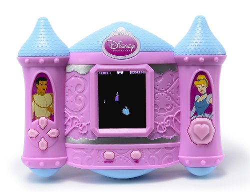 (Techno Source Disney Princess LCD Handheld Game)