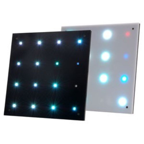 American Dj Flash - NEW! AMERICAN DJ Flash Panel 16 RGB LED Dynamic Night Club Wall Lighting Effect