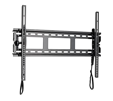 Sanus Low Profile Tilt Wall Mount for 37-80-Inch TV and Monitor (Monitor Wall Mount Flush)
