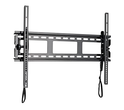 Sanus Low Profile Tilt Wall Mount for 37-80-Inch TV and Moni