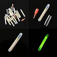 forfar 15pcs Palos de luz de Pesca 4.5mm