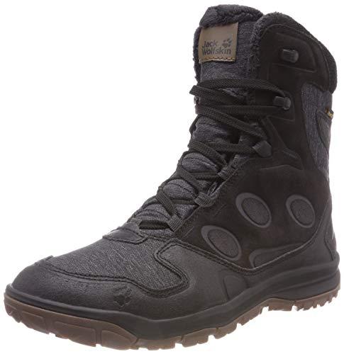 Jack Wolfskin Vancouver Texapore HIGH M Snow Boot, Phantom, Men's 11 D US (Phantom Nylon Boot)