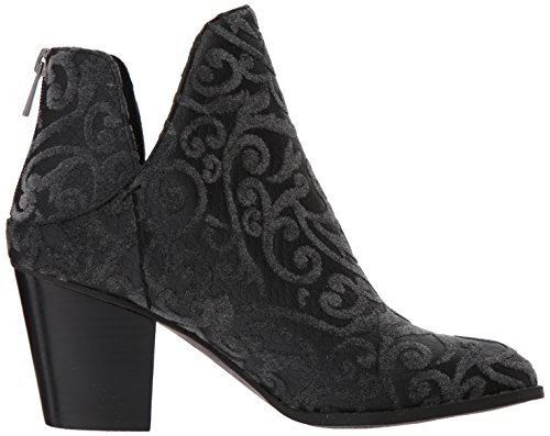 Medium Yolah Kvinners Simpson Boot Ankel Jessica Sort Sort TxY67qn4pw