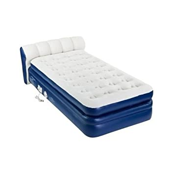 Inflatable Mattress With Headboard