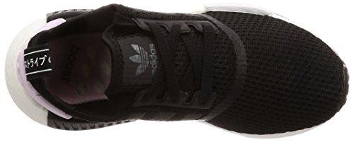 r1 Schwarz Gymnastikschuhe Damen W adidas Negbás 000 Roscla NMD Ftwbla HqwEU6X46