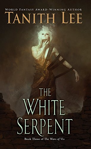 book cover of The White Serpent