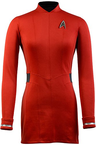 Star Trek Beyond Dress Nyota Uhura Uniform Costume
