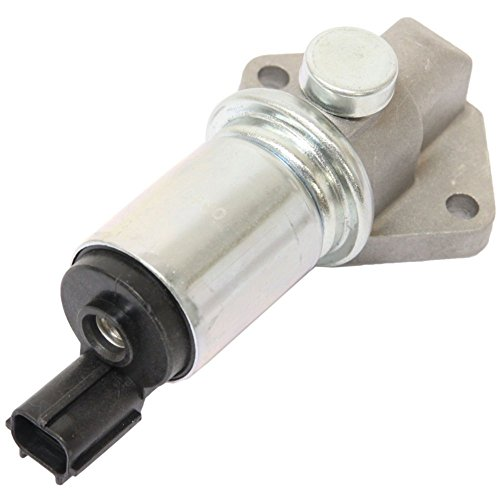 Evan-Fischer EVA41472039059 Idle Control Valve Ford Expedition 97-04 W/2-Prong Blade Male Terminal and 2 Mounting - Valve Ford Idle Control