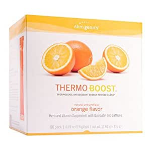 Amazon Com Slimgenics Thermo Boost Thermogenic