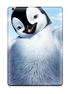 Kirsten Brett's Shop Best 8935526K32169283 New Tpu Hard Case Premium Ipad Air Skin Case Cover(happy Feet 2 Movie)