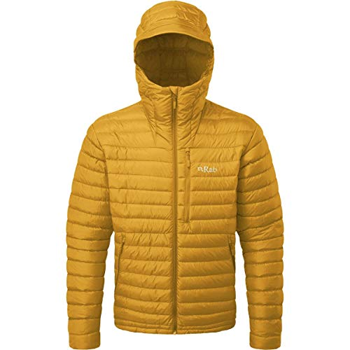 RAB Microlight Alpine Down Jacket - Men's Dijon/Dijon, for sale  Delivered anywhere in USA