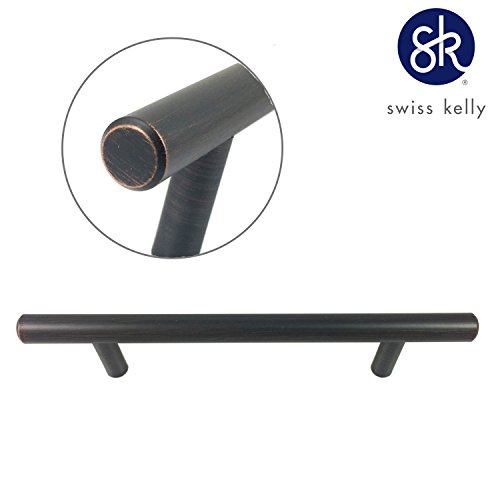 Cc Oil Rubbed Bronze Pull (25 Pack SK-0116 Swiss Kelly 8