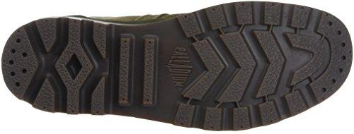 Gum Palladium Collo Uomo Verde Dark a Olive Alto 386 Pallabrousse Dk Sneaker 11nqSHfv