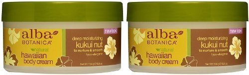 - Alba Botanica Body Cream Kukui Nut