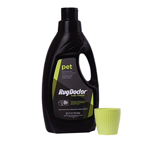 Rug Doctor Pure Power Pet Spot Cleaner Solution, Pro-Enzymat