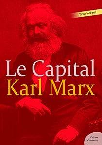 Le Capital par Marx