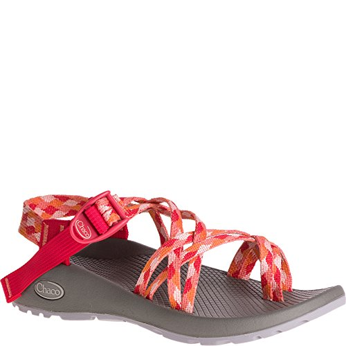 Chaco Women's ZX2 Classic Athletic Sandal Quilt Peach