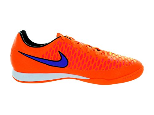Nike New Mens Magista Onda Ic Scarpa Da Calcio Arancione / Persiano Viola 8
