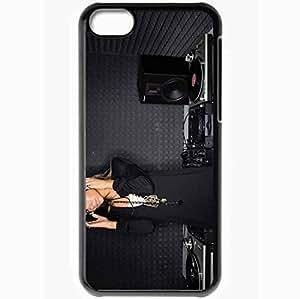 diy phone casePersonalized ipod touch 4 Cell phone Case/Cover Skin Vanessa hudgens singer brunette dj headphones actress Blackdiy phone case