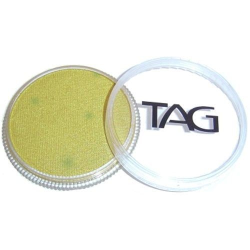 TAG Face Paints - Pearl Gold (32 gm)