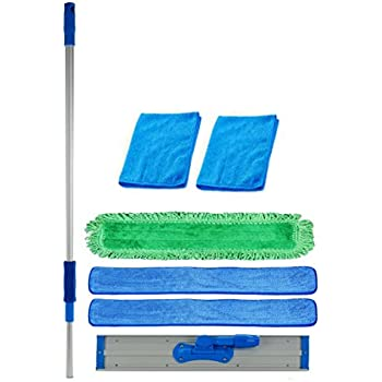 Amazon Com Real Clean 36 Inch Commercial Microfiber Mop