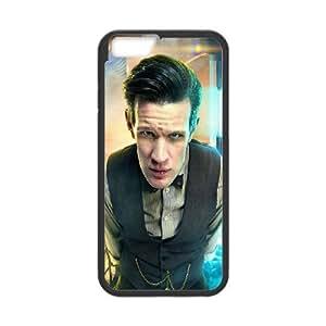Doctor Who Matt Smith iPhone 6 4.7 Inch Cell Phone Case Black NiceGift pjz0035116965