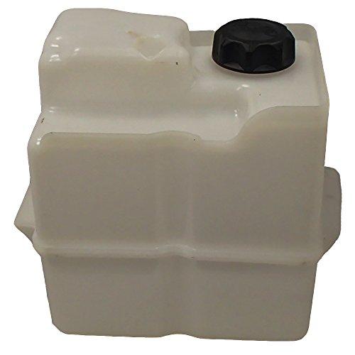 RAPartsinc Husqvarna Fuel Tank with Cap for Riding Mowers Replaces - Tank Husqvarna Fuel