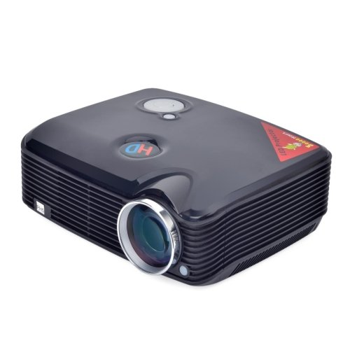 Lightinthebox LCD Home Theater Business Projector 150inch 2600lm 800x600...