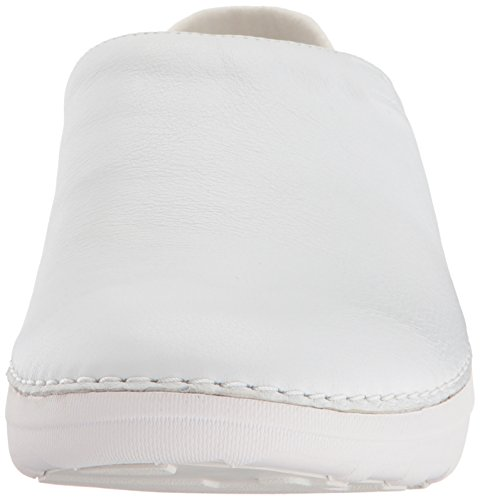 Blanco Para Mocasines Fitflop 194 leather White Superloafer Mujer urban wXtq4vpq