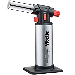 Yitelle Multifunctional Heat Resistant Culinary Torch (B01859YUX0) | Amazon price tracker / tracking, Amazon price history charts, Amazon price watches, Amazon price drop alerts