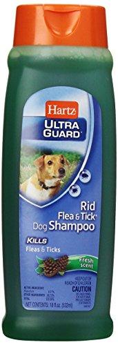 hartz-ultraguard-rid-flea-tick-dog-shampoo-fresh-scent