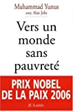 img - for Vers un monde sans pauvret  book / textbook / text book