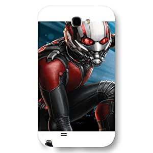 Customized Marvel Series For LG G2 Case Cover Marvel Comic Hero Ant Man For LG G2 Case Cover Only Fit For LG G2 Case Cover (White Frosted )