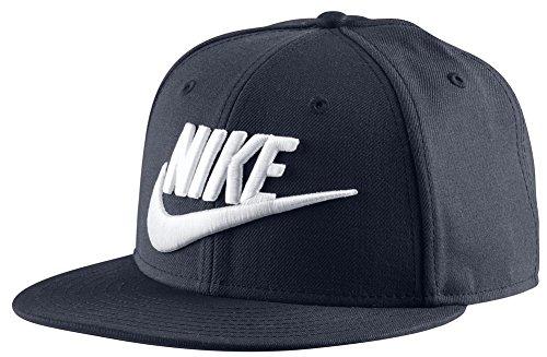 Nike Kappe Futura True, obsidian/white, One Size, 584169-451
