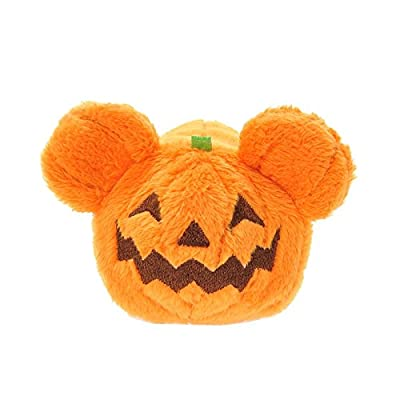 Disney Exclusive Tsum Tsum 3.5 Inch Mini Halloween Pumpkin Mickey S Limited Products Disney Store (Japan Import)