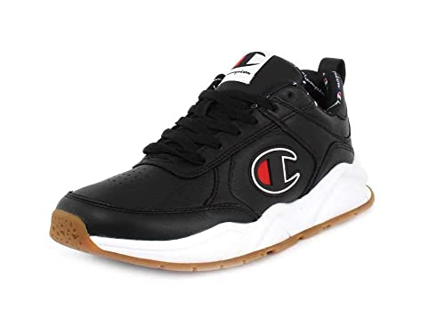 ccf13f59a Champion Mens 93Eighteen Big C Casual Low-Top Fashion Sneakers ...