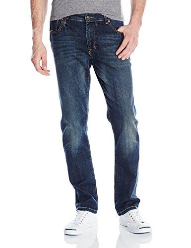 Denim Tinted Jeans (Bauer Men's Slim Hockey Fit Denim, Tinted, 36 x 34)