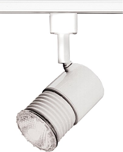 Nuvo Lighting TH279 One Light Mini-Universal Holder Track Head, White Finish