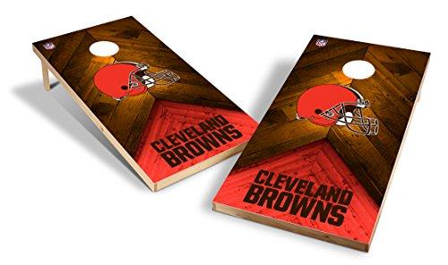 Wild Sports NFL 2'x4' Cleveland Browns Cornhole ()