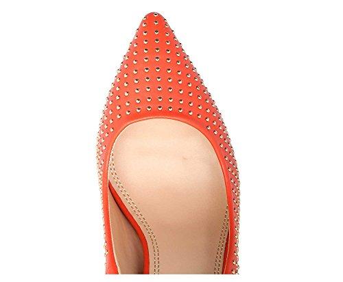 J. by Janiko Women's JBJ0031 Court Shoes Red Ierm1ZZYH
