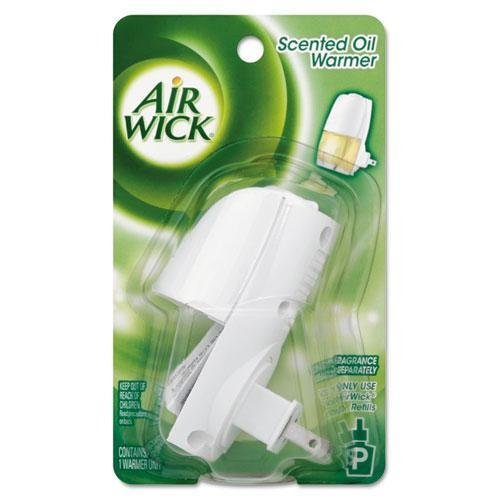Air Wick 78046 Scented Oil Warmer Unit, Air Wick, White