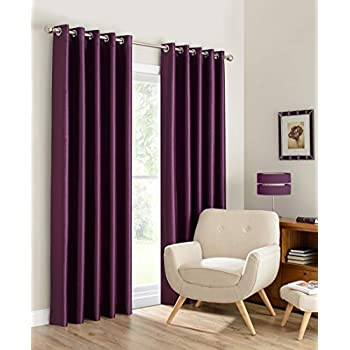 double layer curtains window beryhome faux silk doublelayer lined 100 blackout grommet window curtains for living room amazoncom