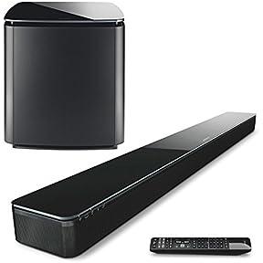 Bose SoundTouch 300 Soundbar & Acoustimass 300 Wireless Bass Module - Bundle
