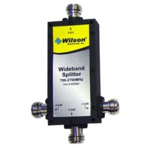 900 Mhz Signal Splitter (Wilson Electronics -4.8 dB 3-Way Splitter, N-Female (50 Ohm))