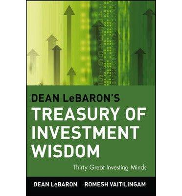[(Dean LeBaron's Treasury of Investment Wisdom: 30 Great Investing Minds )] [Author: Dean LeBaron] [Jan-2002] pdf epub